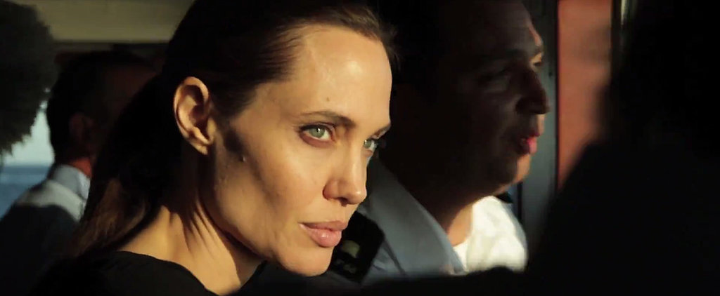 Angelina Jolie's Short Film About Refugees Might Move You to Tears