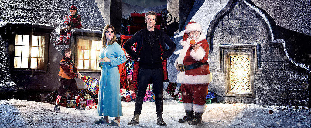 Doctor Who Travels to the North Pole For Christmas