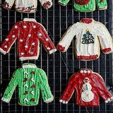 Ugly Sweater Christmas Party Menu