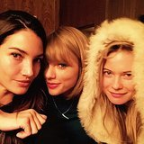 Taylor Swift's Fashionable Friends