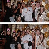 Celebrities at Taylor Swift's 25th Birthday Party | Pictures