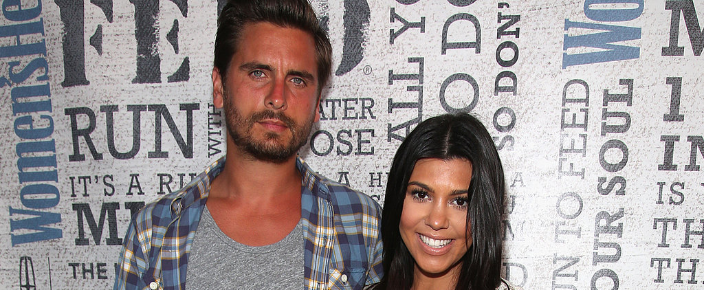 See the First Photo of Kourtney Kardashian's New Son, Reign!