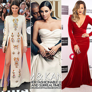 Kardashian Fashion 2014