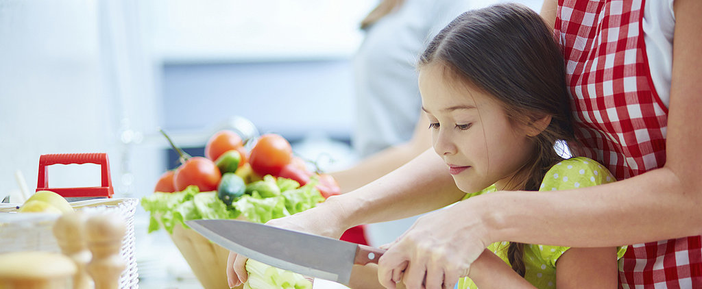 "5 Ways to ""Clean Up"" Your Family's Food Habits"