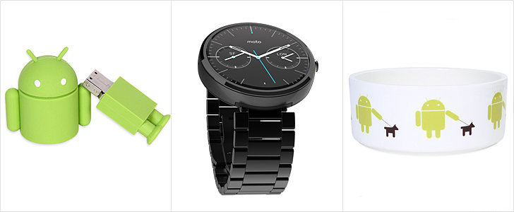 Find Your Way to an Android User's Heart With These Gifts