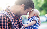 Surprise! Dads-to-Be Are Hormonal Too