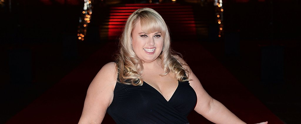Rebel Wilson Wears an ASOS Dress to the Night at the Museum Premiere