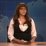 SNL One-Dimensional Female Character Skit