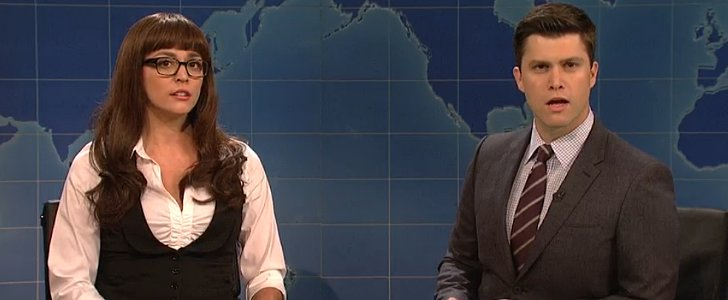 SNL Hilariously Points Out the Flaws in Hollywood's Female Representation