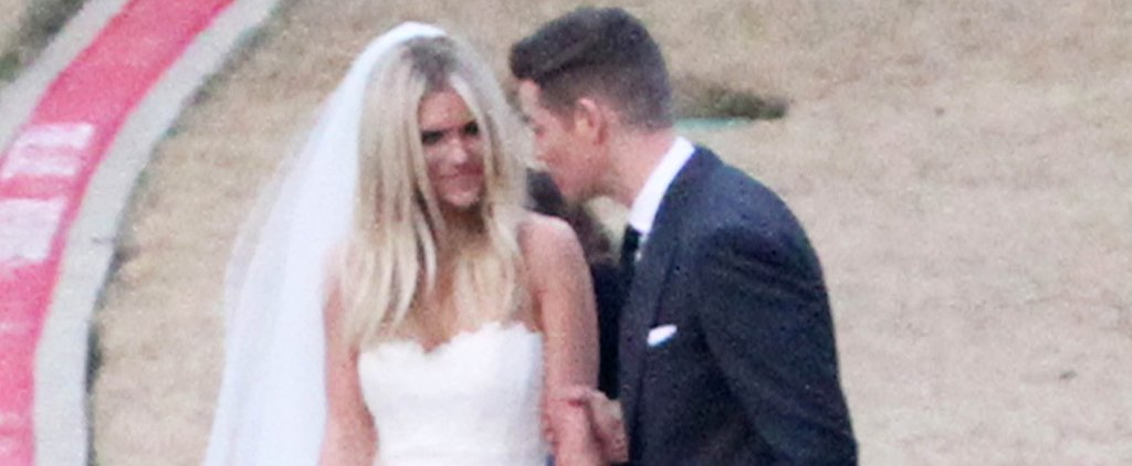 See Jason Kennedy and Lauren Scruggs's Wedding Weekend Photo Album!