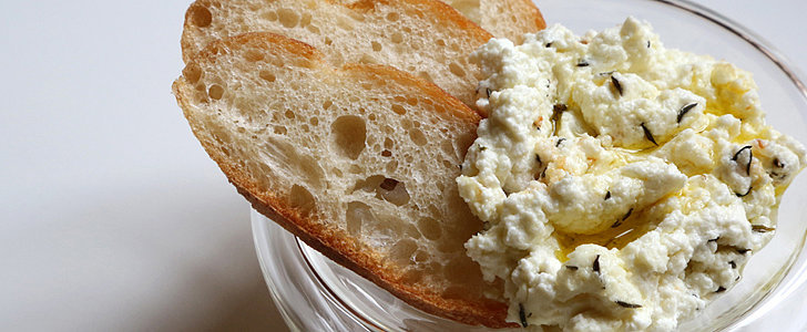 Baked Goat Cheese: The World's Easiest Appetizer