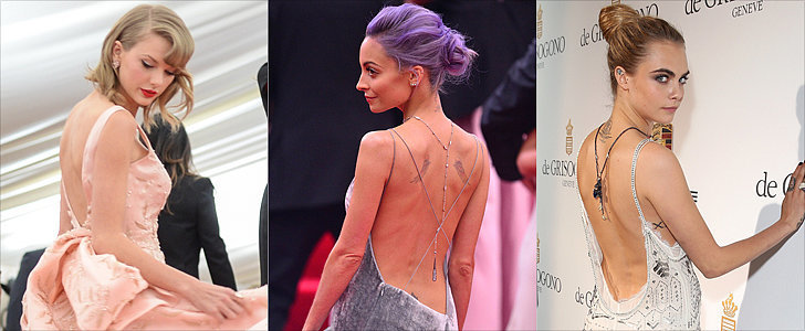 20 Times the Back of the Star's Dress Was Better Than the Front