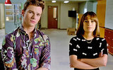 FROM EW: Rachel and Kurt Return to McKinley in Glee Final Season Teaser