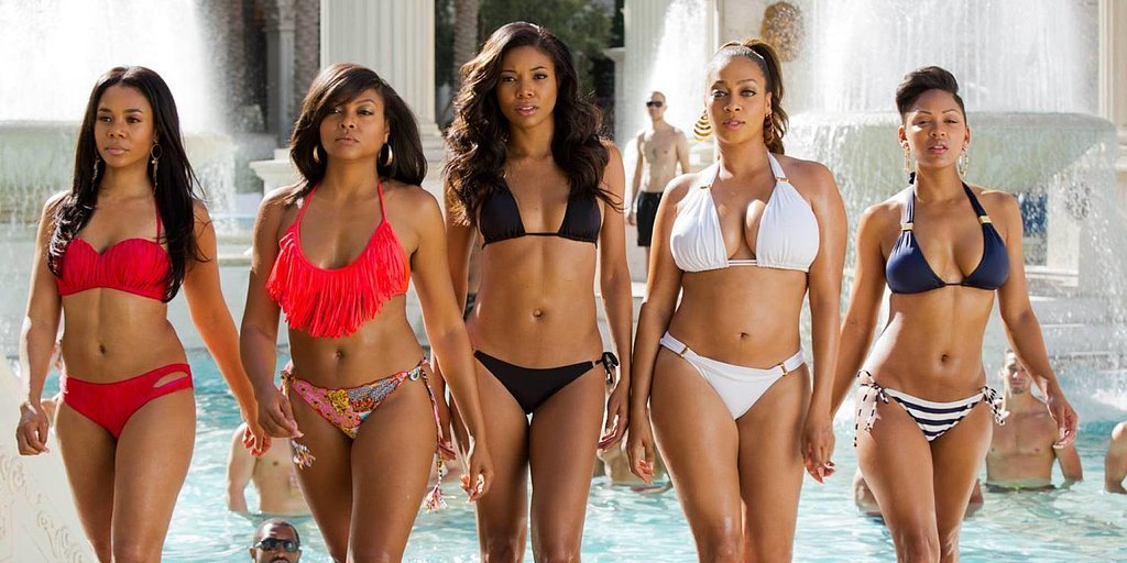 Regina Hall, Taraji P. Henson, Gabrielle Union, La La Antony, and Meagan Good, Think Like a Man Too