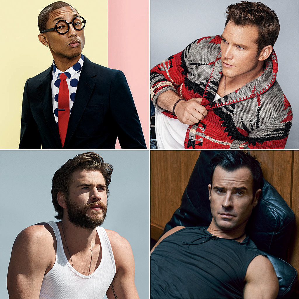 Presenting Your Unofficial 2015 Hot Guy Calendar