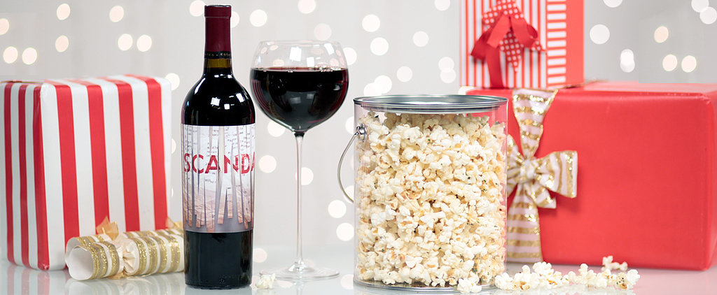 "Give Scandal Fans the Gift of ""Dining"" Like Olivia Pope"