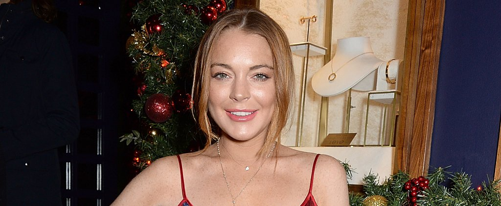 Lindsay Lohan Is Back to LA Living