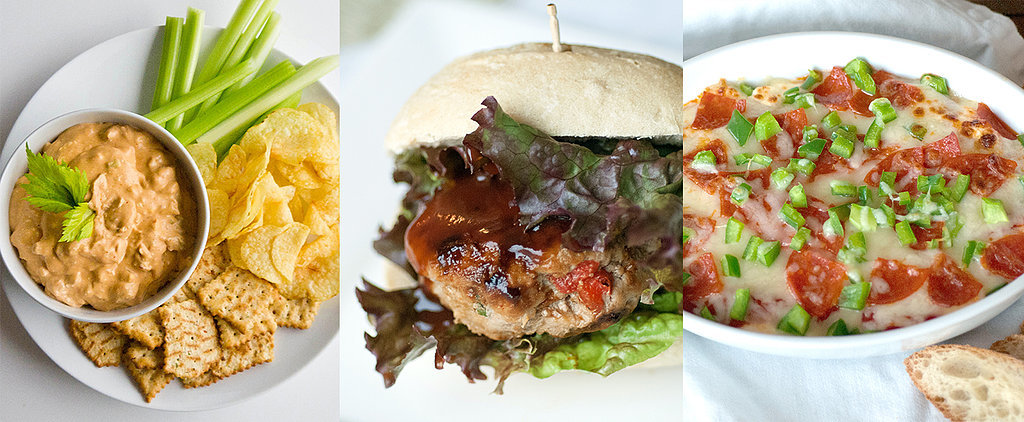 Slam Dunk Your Game Day Party With These 8 Easy Recipes