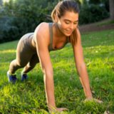 Body-Weight Exercises You Can Do at Home