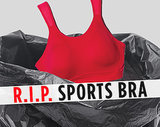 How to Know When Your Sports Bra Has Had It