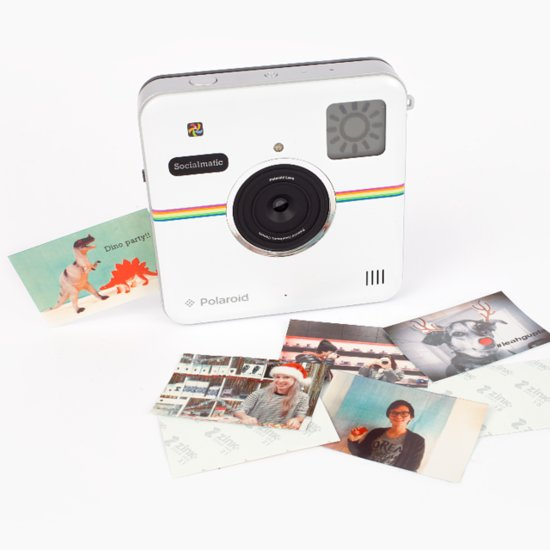 Polaroid Socialmatic Camera