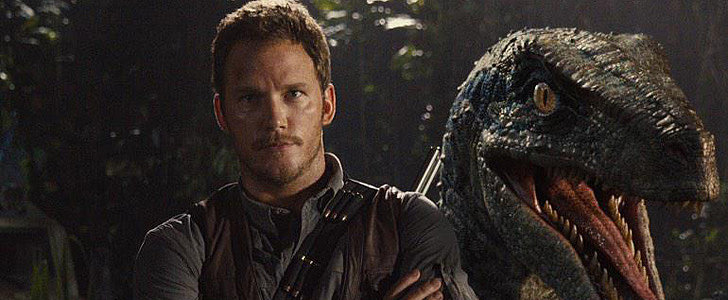 There's a Brand-New Picture of Chris Pratt in Jurassic World to Drool Over