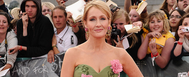 Did LGBT Students Attend Hogwarts? J.K. Rowling's Answer Is Heartwarming