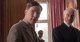 Benedict Cumberbatch Talks 'The Imitation Game' and His Horrible Math Skills