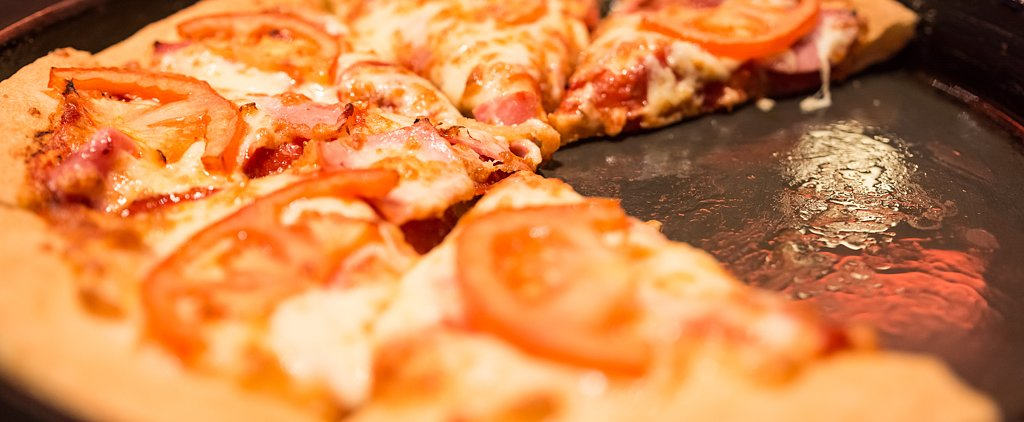 International Pizza Hut Pies Are 70-Percent Less Salty Than American Pies