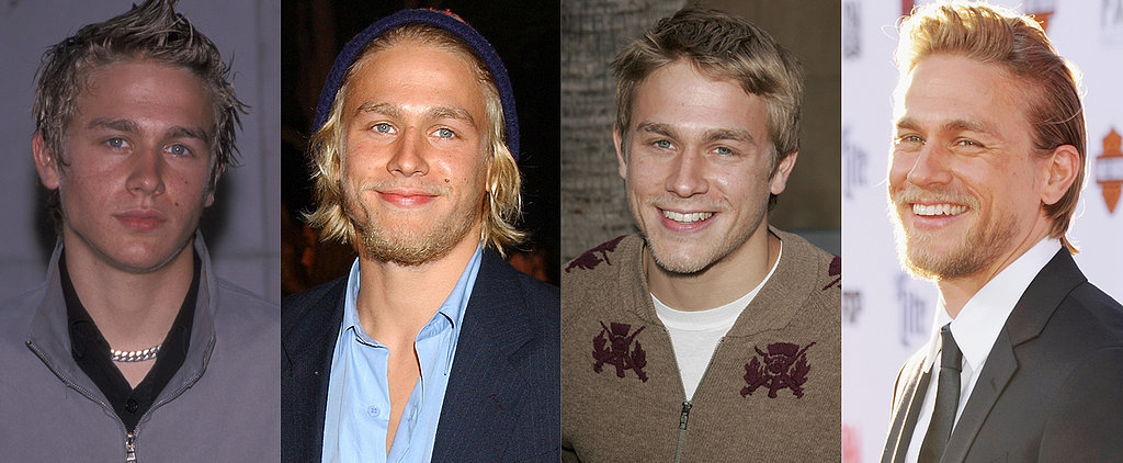 Charlie Hunnam's Very Handsome Hollywood Evolution