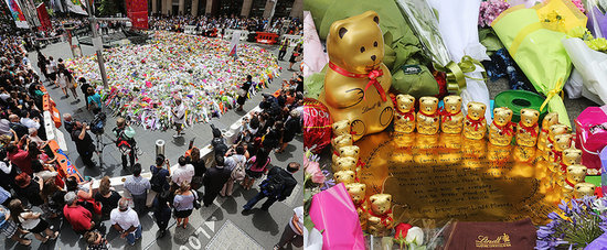 After the Siege: Sydney and Martin Place Transformed After a Dark 16 Hours