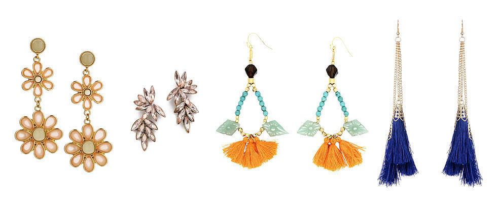 50 Under $50: Ear Baubles to Brighten Your Day