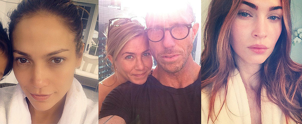 Celebrities Going Makeup Free Was the Most Empowering Trend of 2014