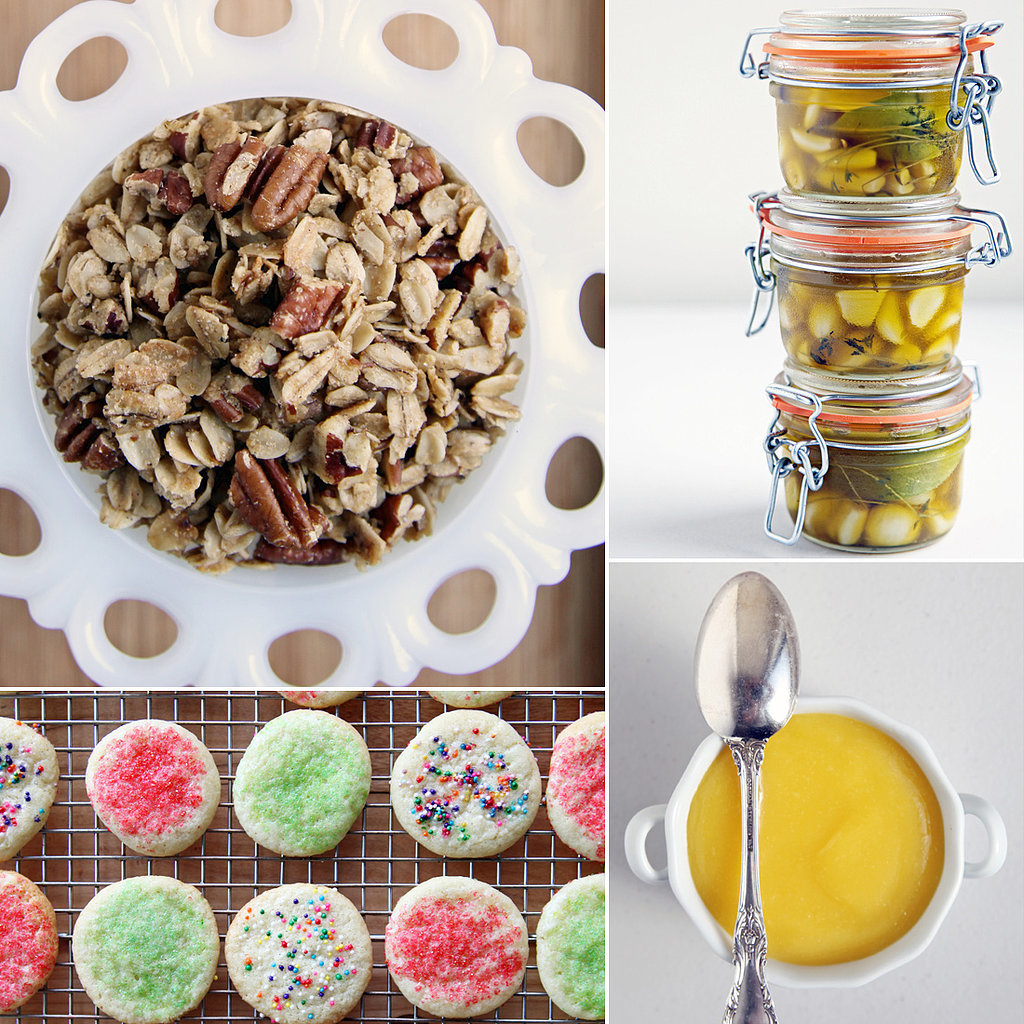 Last minute diy edible gifts popsugar food for Edible christmas gifts to make in advance