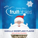 Win a Bag of Fruitables Vanilla Snowflake Dog Treats!