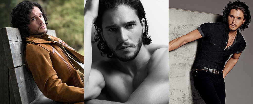 21 Kit Harington Snaps That Show His Stare Is the Sexiest
