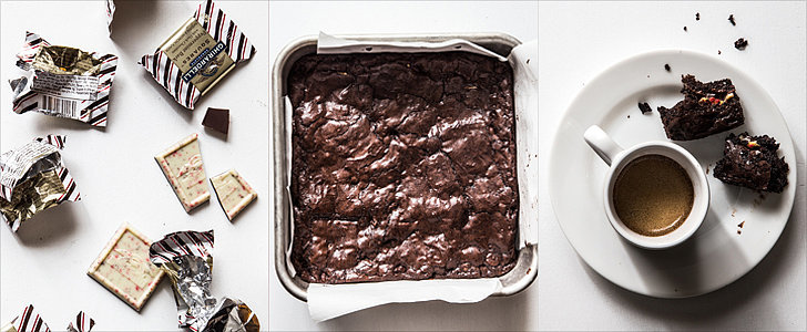 You Won't Believe How Easy These Peppermint Bark Brownies Are to Bake