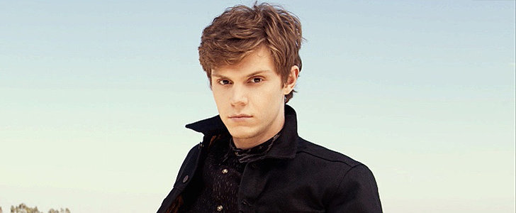 26 Times You Couldn't Help but Surrender to Evan Peters's Hotness
