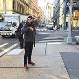 Hamish Blake Funny Humans of New York Instagram Parody