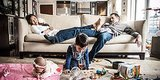 'Best Case Scenario' Photo Series Captures The Imperfect But Glorious Mess That Is Parenting