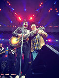 Justin Timberlake Surprises Fans with an Appearance by Garth Brooks at His Show