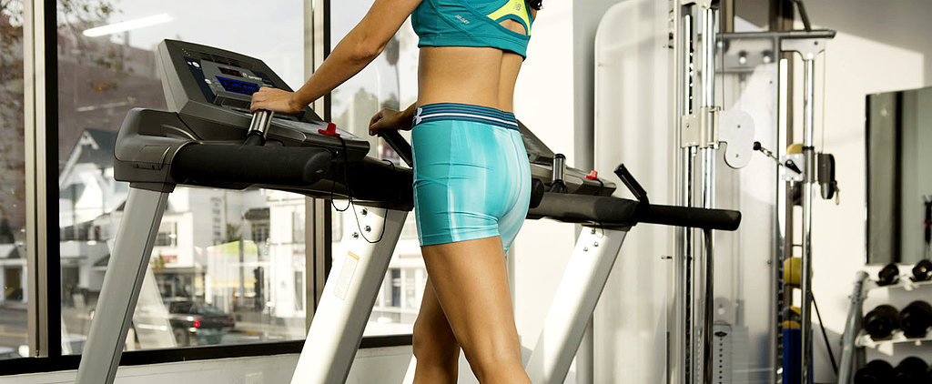 """Get a Better Butt"" Treadmill Workout"