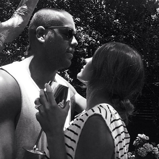 Jesinta Campbell and Buddy Franklin Engaged December 2014