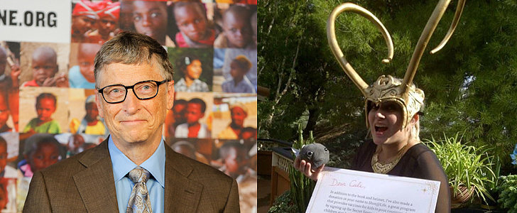Secret Santa Bill Gates Surprises a Random Person With an Awesome Gift