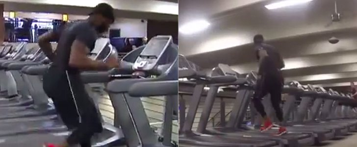 What This Man Can Do on a Treadmill Will Blow You Away
