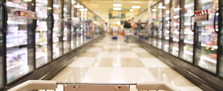 How to Eat Healthy in the Frozen Food Aisle