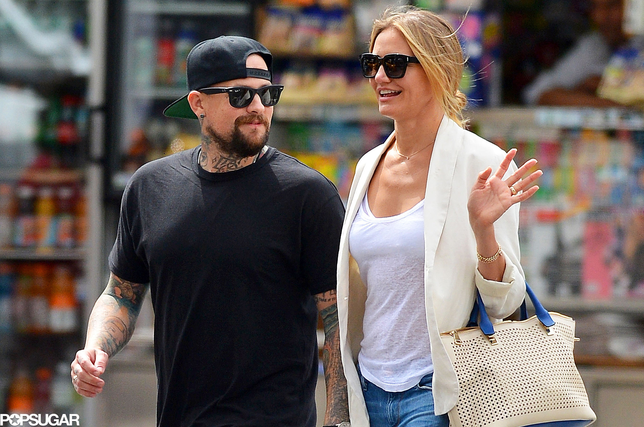 Cameron Diaz Pregnant: Benji Madden's Wife is Expecting ...Cameron Diaz Age Baby