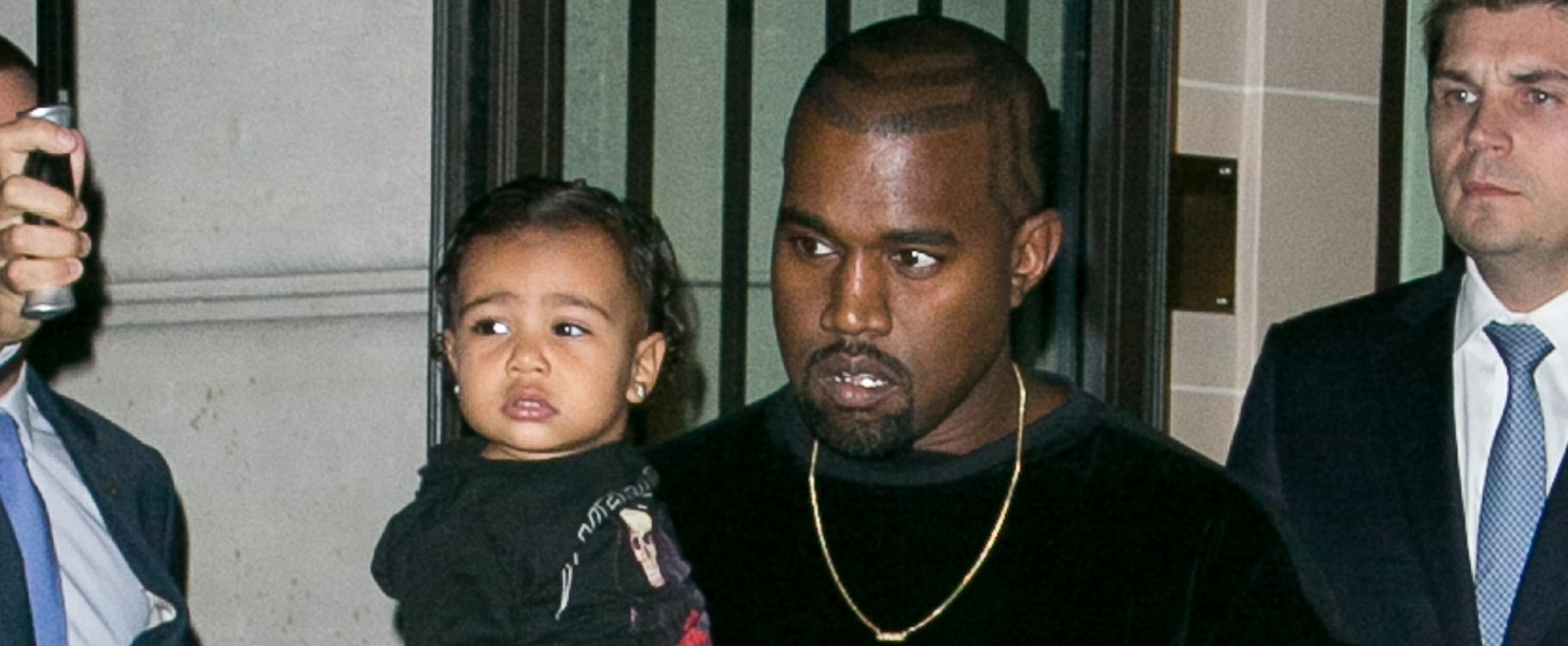 Kanye Spent $74,000 on North West's Holiday Gifts