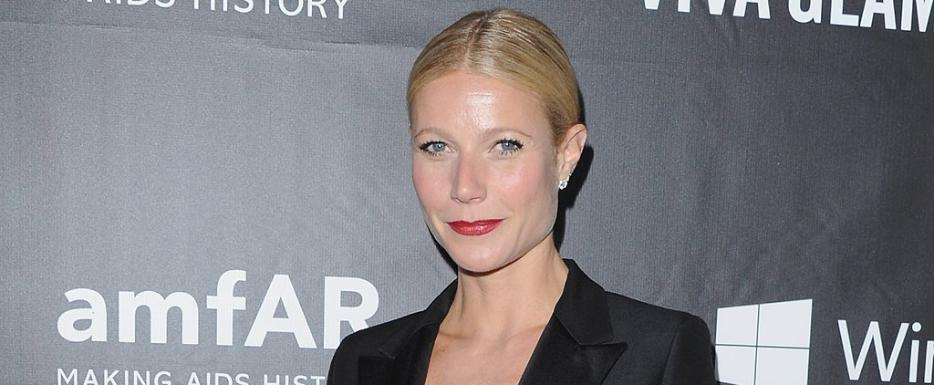 Gwyneth Paltrow Attended Hanukkah Dinner at the White House