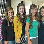 Wow -- Duggar daughter does right of passage way before I did